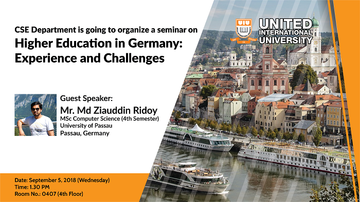 Higher Education in Germany: Experience and Challenges